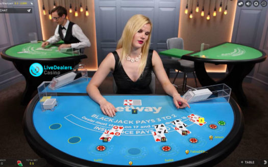 Private blackjack tables