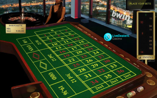 Private and generic roulette tables